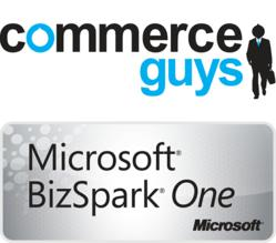 Commerce Guys and Microsoft Bizspark One